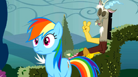 Discord tells about the second rule S2E01
