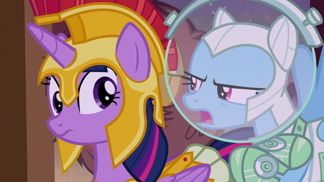 "File:Rainbow ""did she just say 'tea party'?"" S5E21.png"