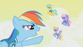 Rainbow clears other Pegasi for takeoff S1E11.png