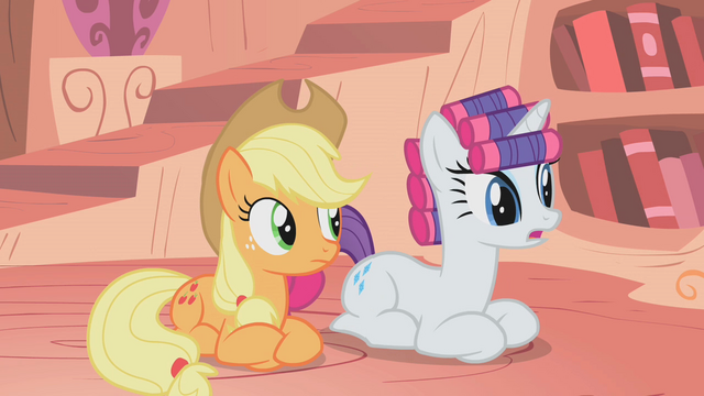 """File:Rarity """"Are we getting any warmer?"""" S1E8.png"""