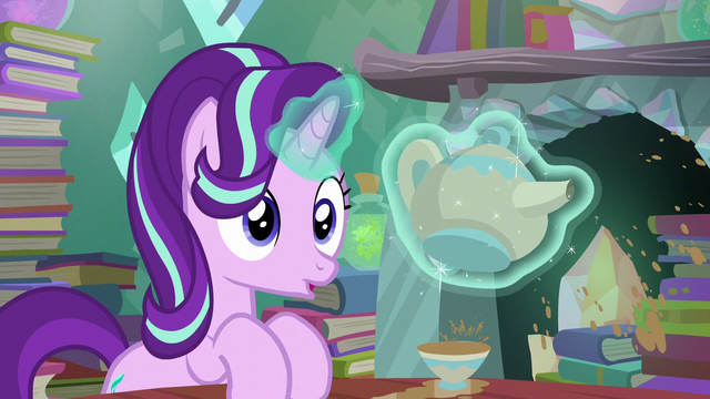"""File:Starlight """"did something happen to YOU"""" S6E1.png"""