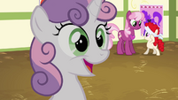 Sweetie Belle's idea 2 S2E17