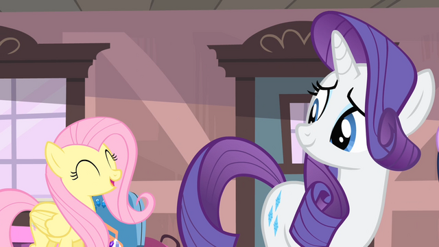 File:Fluttershy 'We're sure you'll win' S4E08.png