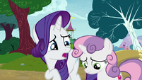 "Rarity ""I know you must be bored, darling"" S7E6"