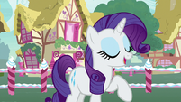 "Rarity ""the winner of the contest will get to"" S7E9"