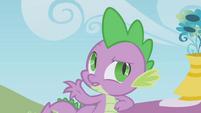 """Spike """"I like grass just fine, but"""" S1E03"""