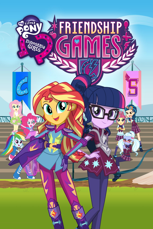 My little pony equestria girls juegos de la amistad my - My little pony wikia ...