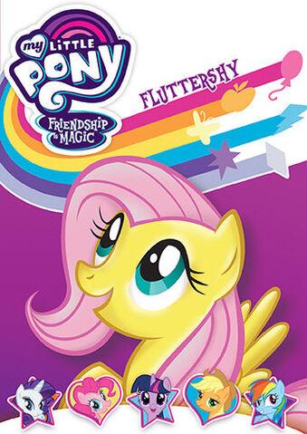 File:My Little Pony Fluttershy DVD cover.jpg