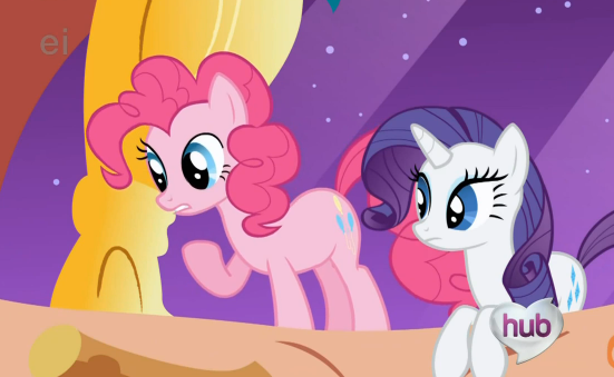 File:Pinkie Pie missing her upper eyelashes.png