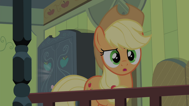 File:Applejack hears Scootaloo's voice S4E17.png