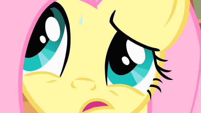 File:Fluttershy Teal eye close up S1E17.png