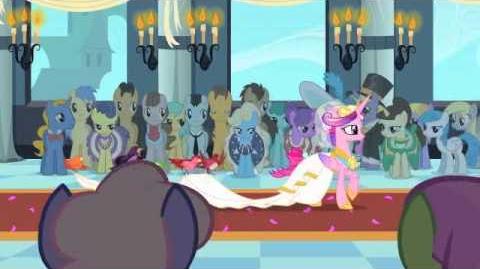Królewski Ślub My Little Pony - Miłości cud