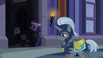 Night Guard after spell S2E20