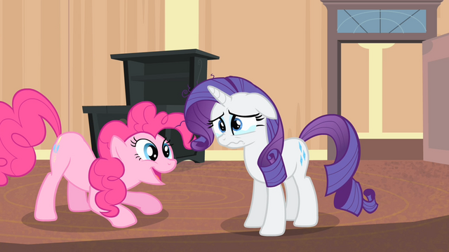 File:Pinkie Pie '...the bellhop brought you and everything...' S4E08.png