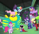 Power Ponies
