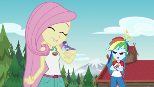 "File:Rainbow Dash ""I think that only happens to you"" EG4.png"
