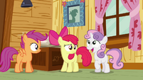 Sweetie Belle 'And I'll get Rarity to come too!' S3E06