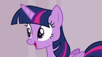 "Twilight Sparkle ""we get locked in a room"" S7E2"