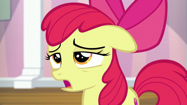 """File:Apple Bloom """"doin' stuff on my own"""" S6E4.png"""