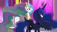 Celestia 'she is that much closer to being ready' S3E01