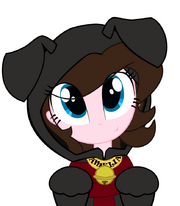 FANMADE Amelia Puppy