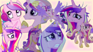 FANMADE Cadance Collage by Mewkat14