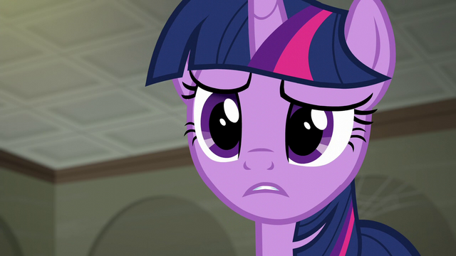 "File:Twilight Sparkle resigned ""perfect"" S6E9.png"