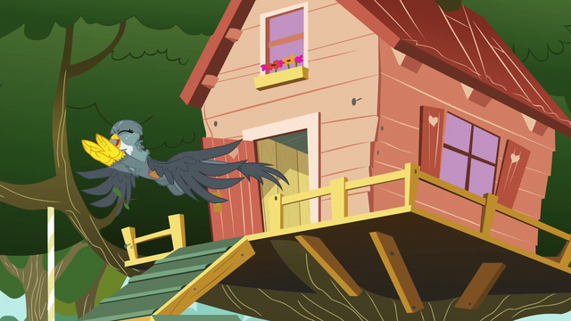 File:Gabby takes off from the clubhouse door S6E19.png