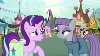 Starlight asks Maud about her interests S7E4