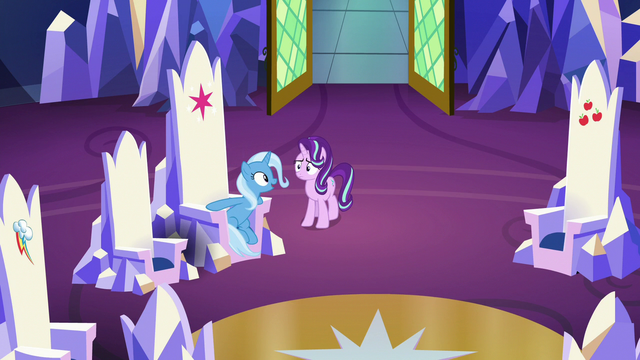"""File:Trixie """"my magic is getting better!"""" S7E2.png"""