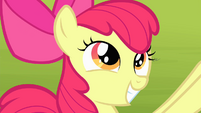 Apple Bloom grin S4E17