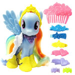 Cutie Mark Magic Fashion Style Rainbow Dash doll