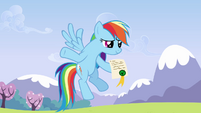 Rainbow 'You guys are so gullible' S3E7