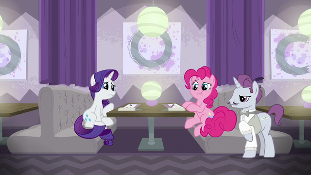 File:Rarity and Pinkie in another restaurant S6E12.png