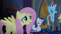 Twilight's friends in agreement 2 S4E03