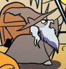 Comic issue 15 Gandalf