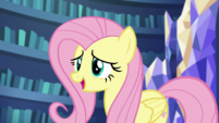 "Fluttershy ""If I hadn't given it a try"" S5E21"