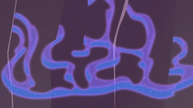 File:Nightmare Moon mist seeping into cliffside S1E02.png