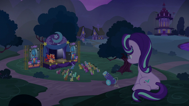 File:Starlight watches the show from the hill S6E6.png