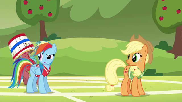 "File:Rainbow ""Fluttershy's spinning tail catch is pretty amazing"" S6E18.png"
