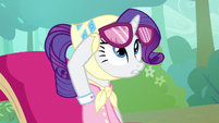 Rarity am I sweating S3E6