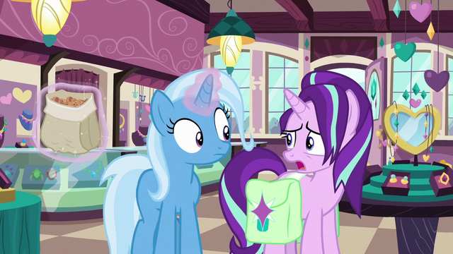 """File:Starlight """"we don't have time for this!"""" S7E2.png"""