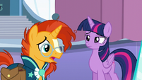 "Sunburst ""The baby did this?"" S6E2"