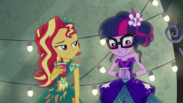 File:Sunset Shimmer teasing Twilight Sparkle again EG4.png