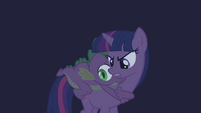 "Twilight ""there are no zombie ponies"" S1E09"
