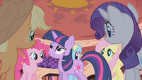 Twilight only can stop S1E2