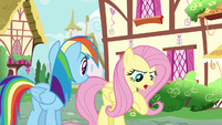 """Fluttershy """"never learned to do anything"""" S6E11"""