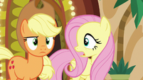 "Fluttershy ""this Gladmane sure seems impressive"" S6E20"