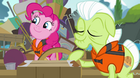 "Pinkie Pie long ""hmmmm"" S4E09"