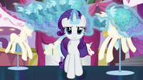 Rarity taking all the Princess Dresses away S5E14